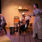 David Leeper, Barbara Kahn, Theater for the New City